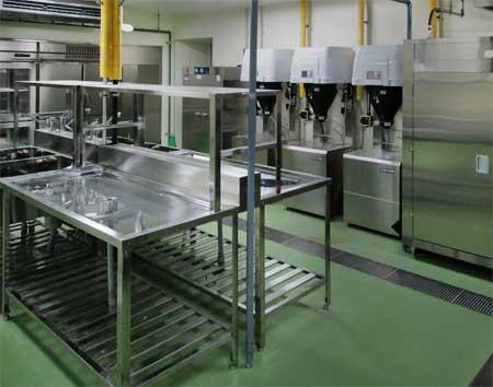 八木厨房機器製作所