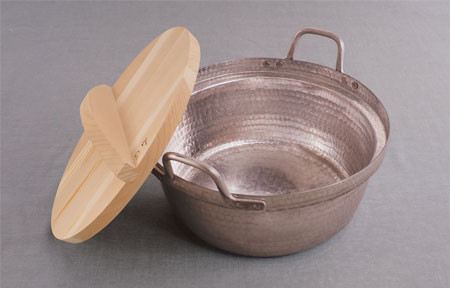 両手鍋・木蓋(別売)